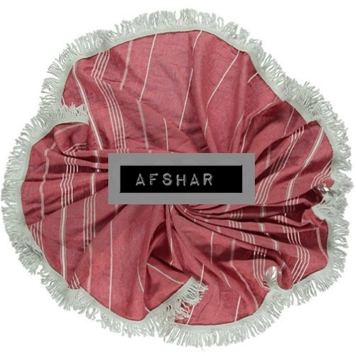 Turkish-peshtemal-beach-bath-towel-wholesale-cheap-usa-best-price-online-round-fouta-red-20.78 RD-DELMAR-RD