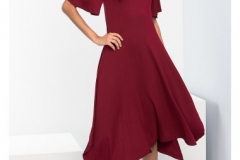 wholesale-clothing-turkey-cotton-women-dress-fashion-flower-214 Bordo