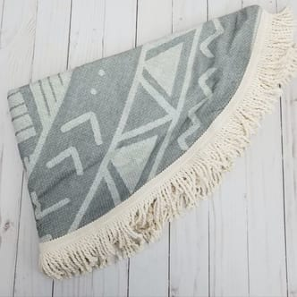 turkish round towels wholesale beach bath towel fringe supplier hammam cotton made turkey - Vamo Roundie